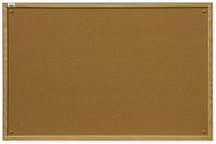 Доска пробковая, в рамке MDF – 2000x1000 мм; код – TC1020, фото 1