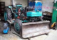 Диагностика и ремонт тракторного двигателя Д-65 на базе ЮМЗ и всех его модификаций