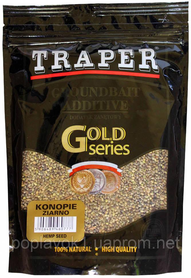 Добавка в прикормке Traper Зерна конопли 400г