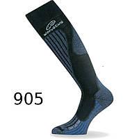 Мужские носки лыжные Lasting SWH, размер L (42-45), Черные