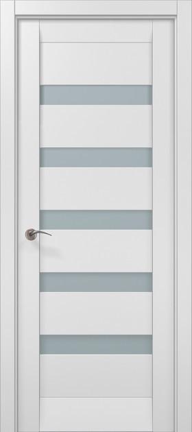 Двери Папа Карло Millenium ML-02 Белый мат 2000х710х40