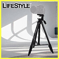 Штатив для телефона,фотоапарата, камеры A508 / Тринога