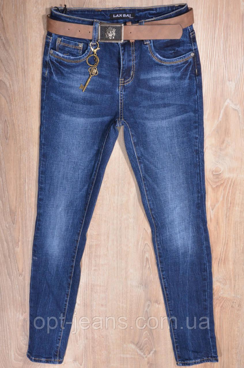 LAN BAI джинсы женские  (25-30/6шт.) Осень 2019