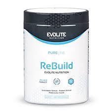 Аминокислоты Evolite Nutrition ReBuild  400g (Pure)