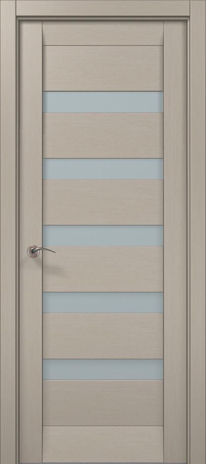 Двери Папа Карло Millenium ML-02 Дуб кремовый 2000х610х40