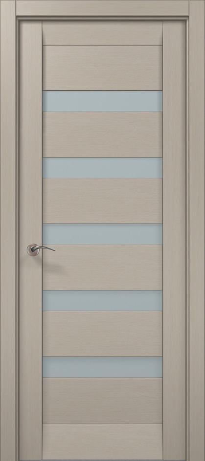 Двери Папа Карло Millenium ML-02 Дуб кремовый 2000х710х40