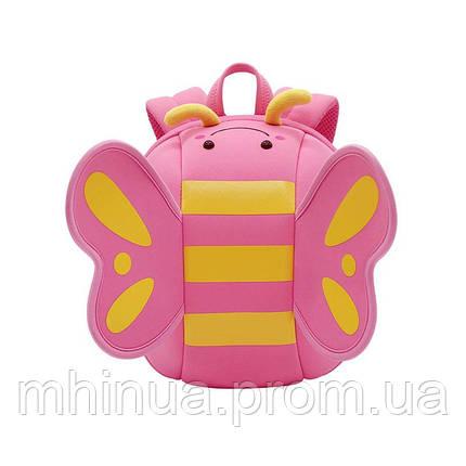 Детский рюкзак Nohoo Бабочка Розовый (NHB125), фото 2