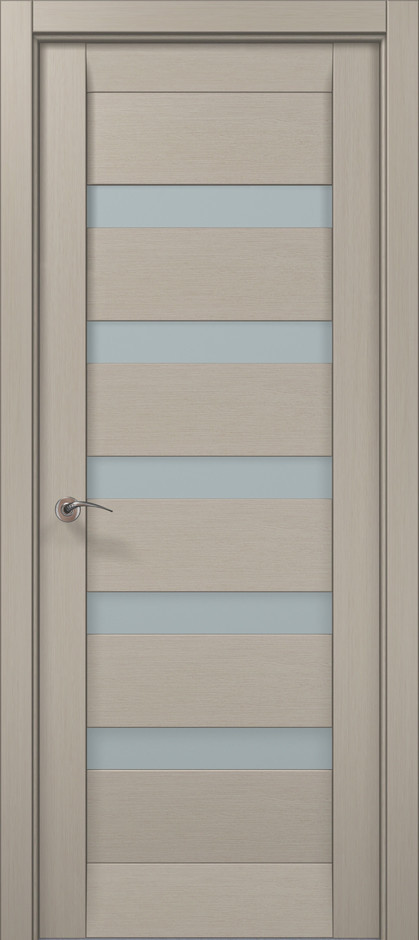 Двери Папа Карло Millenium ML-02 Дуб кремовый 2000х810х40