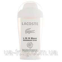 Дезодорант Lacoste Eau De L.12.12 Blanc мужской