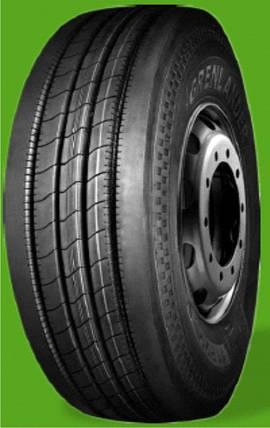 Грузовая шина Greforce GR612 (Рулевая) 245/70R19.5, фото 2