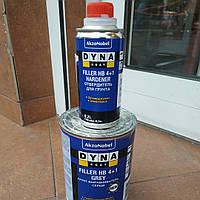 Грунт автомобильный Dyna Filler HB 4+1 grey