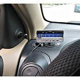 Автомобильные часы VST-7045 с датчиком температуры, фото 2