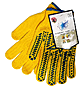 Перчатки <<звезда Днепр>> жёлтые