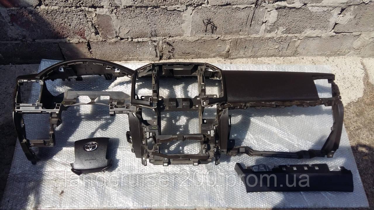 Безопасность (подушки безопасности) AIR bag Toyota Land Cruiser 200