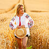 Вышиванки женские  блуза - Жар Птица, фото 5
