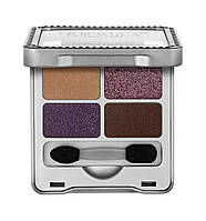 Палетка теней Physicians Formula Eyeshadow Quad Smoky Plums, фото 1