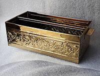 Ящик для огарков 30 на 15 см