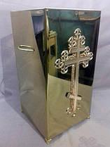 Ящик  для огарков (25х25х50см)