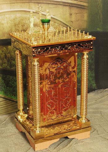 Панихидный стол на 50 свечей