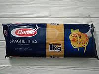 Макароны Barilla Spaghetti n.5 1кг (Италия)