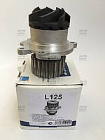 Насос водяной Dolz L125 на ВАЗ 2170-72 (1.6i 16V),1117-19 (1.4i 16V)
