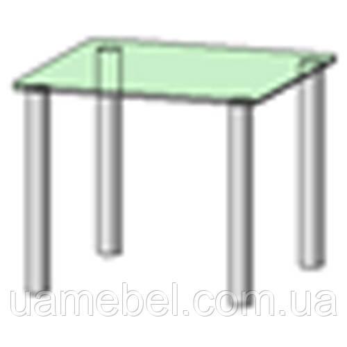 Стіл скляний журнальний СТ-200