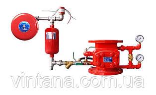 Узел управления спринклерный водовоздушный DN150