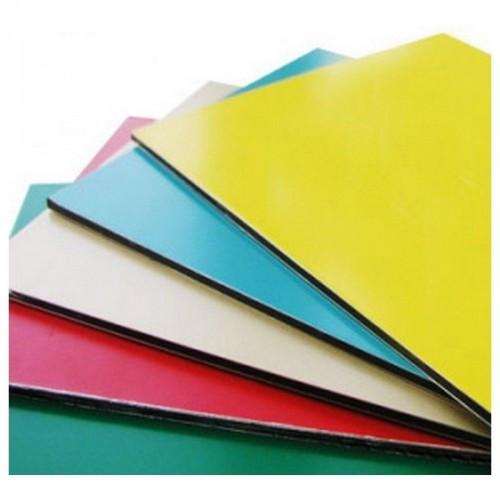 Стальной лист с полимерным покрытием