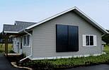 Основные схемы работы воздушных солнечных коллекторов