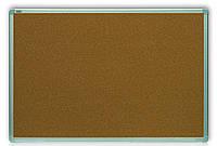 Доска пробковая, в рамке ALU23 – 600x900 мм; код – TCA96, фото 1