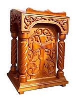 Тетрапод из  дерева православный 75х60см, фото 1