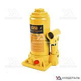 Домкрат гидравлический бутылочный - 8т 200-405 мм | СИЛА (Украина) 271018, фото 4