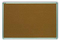 Доска пробковая, в рамке ALU23 – 1200x900 мм; код – TCA129, фото 1