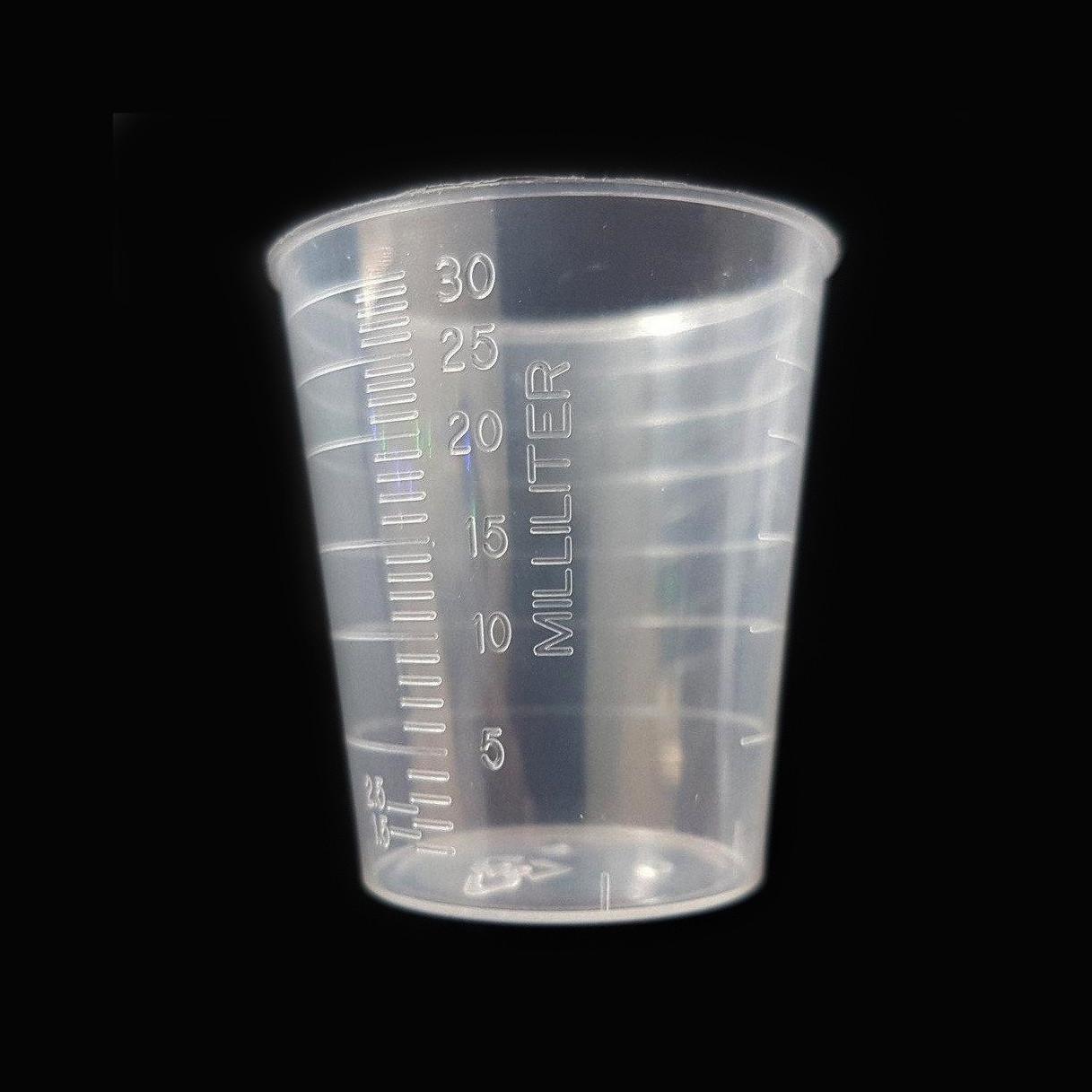 30 мл Мерный стаканчик - дозатор для жидких удобрений