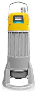 Насос грязевой погружной Atlas Copco (Швеция) WEDA S60N 525-550 трехфазный, арт. 3081620437