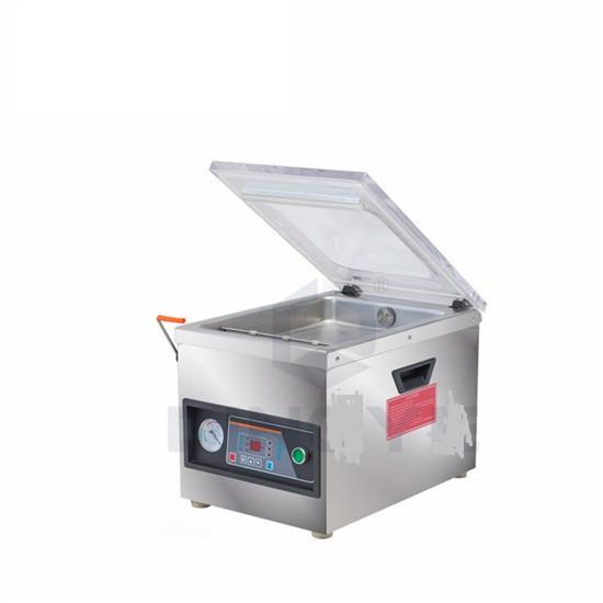 Настольный Вакуумный Упаковщик Вакуумная камера Hualian Machinery DDZ-260