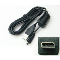 USB-Кабель UC-E6 для Nikon CoolPix P4 | S3000 | S4000 | L100 | D3200 | D3300 | D7100 | D5100 | D5200 | D5300