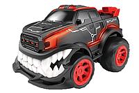Манёвренная Гоночная Машина Angry Car на Радиоуправлении Красная + подсветка, поворот на 360 градусов