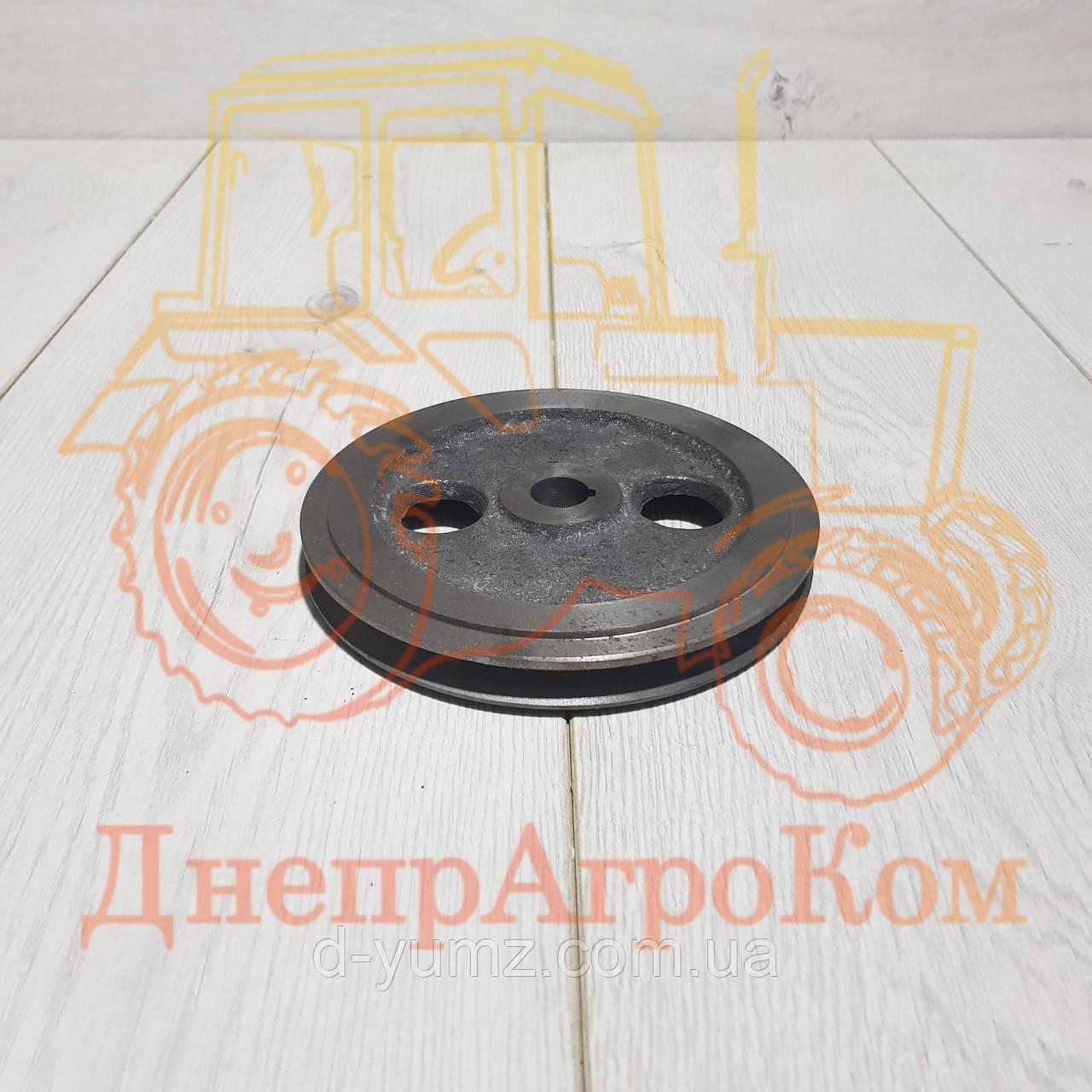 Шкив компрессора ЮМЗ | Д65-3509013