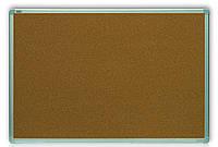 Доска пробковая, в рамке ALU23 – 1500x1000 мм; код – TCA1510, фото 1