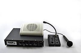 Комплект речевого оповещения Голос-2