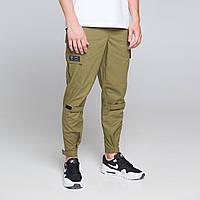 """Мужские брюки """"Symbiote"""" от бренда """"ТУР""""  цвета хаки"""