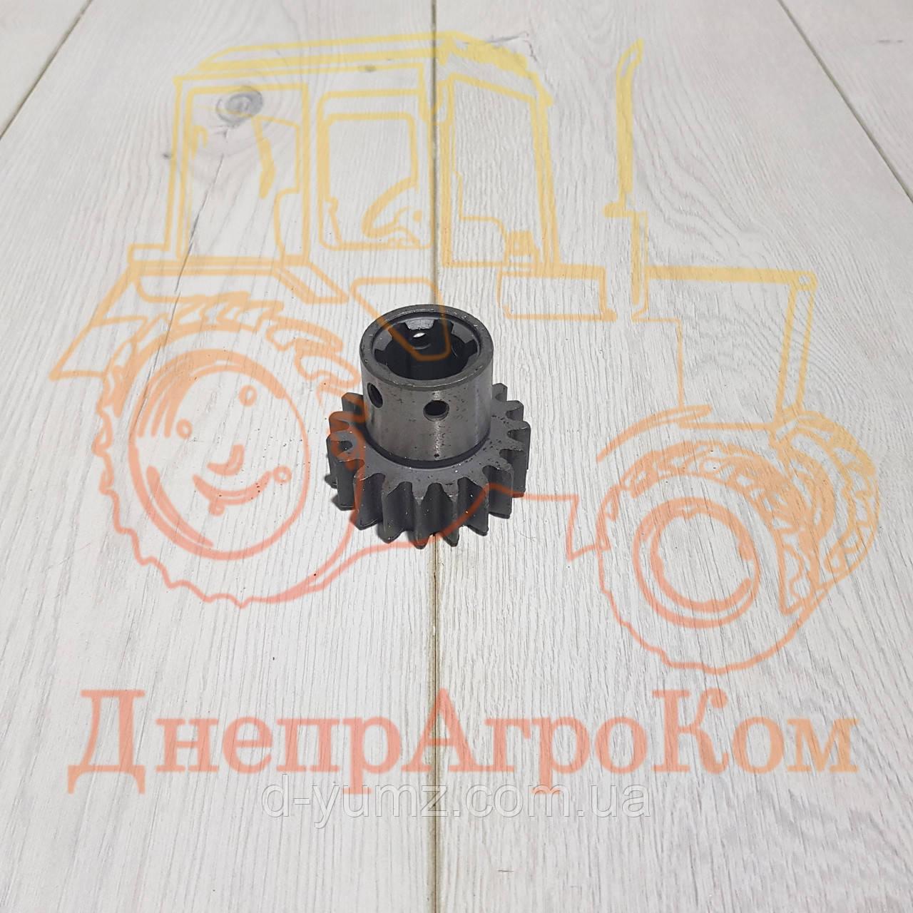 Шестерня стартера ЮМЗ Д-65   Z=19   Д25-051