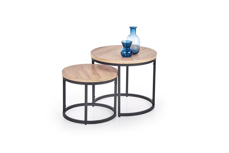 Столики в гостиную Halmar OREO