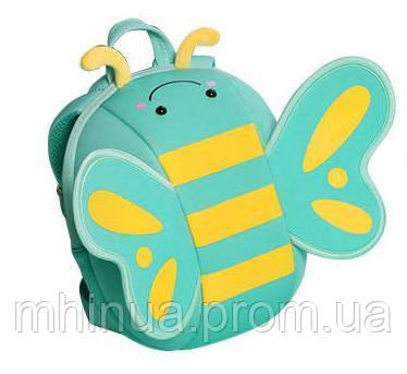 Детский рюкзак Nohoo Бабочка Мятный (NHB125)