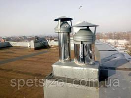Устройство гидроизоляции ПВХ мембраной частного дома зимой.