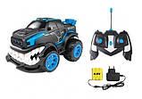 Маневрена Гоночна Машина Angry Car на Радіоуправлінні Блакитна + підсвітка, поворот на 360 градусів, фото 2