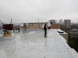 Нашей бригадой #RoofersPVCmembrane была выполнена #реконструкция кровли общежития по ул. ул. 23 августа 2а г. Харьков.