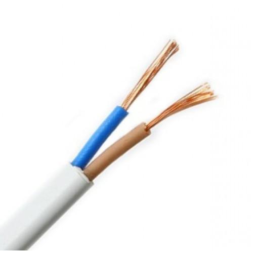 Силовой кабель  ШВВП 2х1.0 CU
