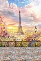 Фотофон Париж 1,5 х 2,2 м
